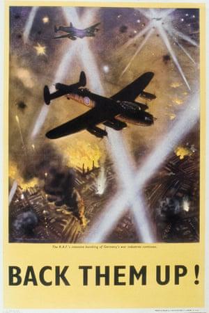 Back them Up! by Roy Nockolds – 1943.