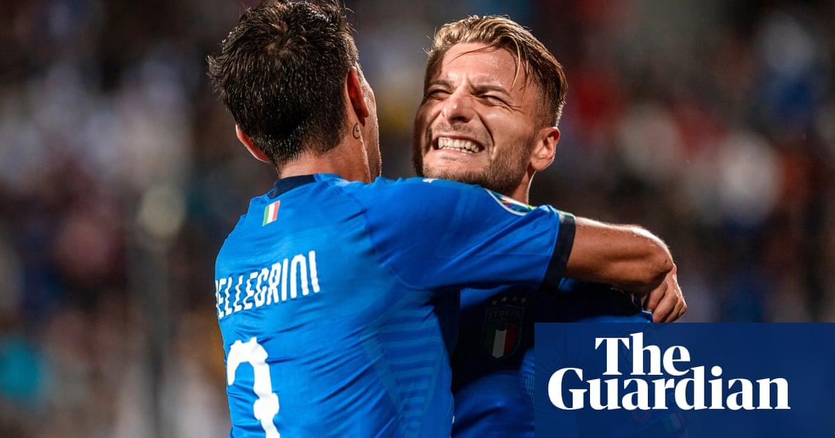 Euro 2020 parte de guías de equipo 1: Italia