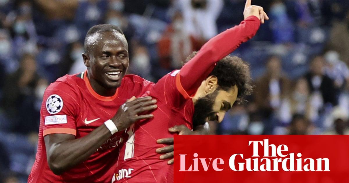 Porto 1-5 Liverpool: Champions League – reaction!