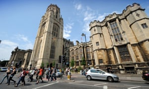 Students at Bristol University are blamed for changing the character of local neighbourhoods.