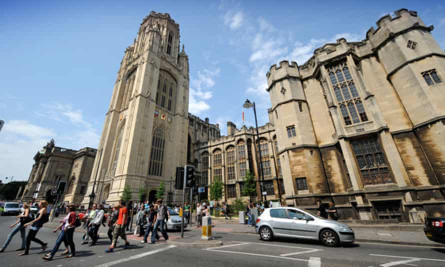 Bristol University Wills Memorial Building