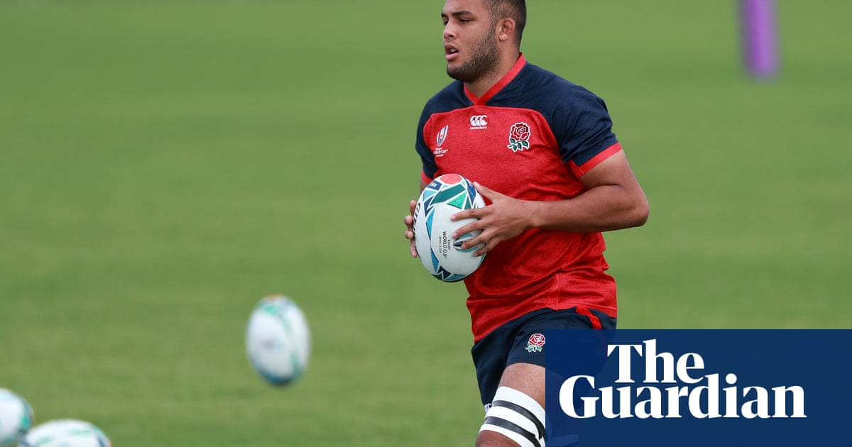 Lewis Ludlam packed and ready for an England chance against France