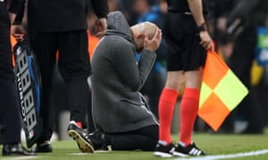 Pep Guardiola lost both his goalkeepers in the draw against Atalanta but will want Ederson fit against Liverpool.