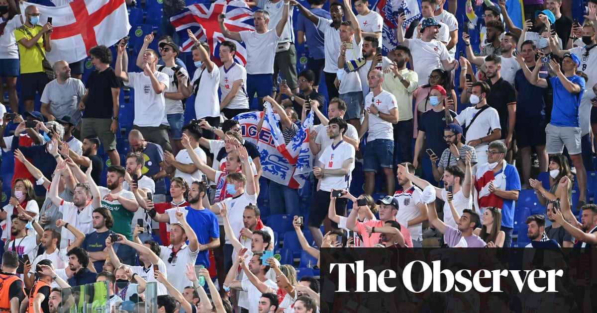 All roads lead to Rome for England's ardent army of expat fans