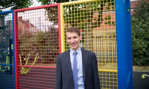 Ian Bennett, the headteacher of Downshall primary school in London