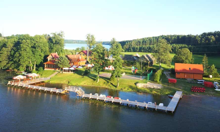 Camping Tumiany, Poland