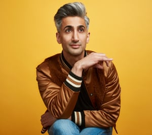 Tan France from Queer Eye