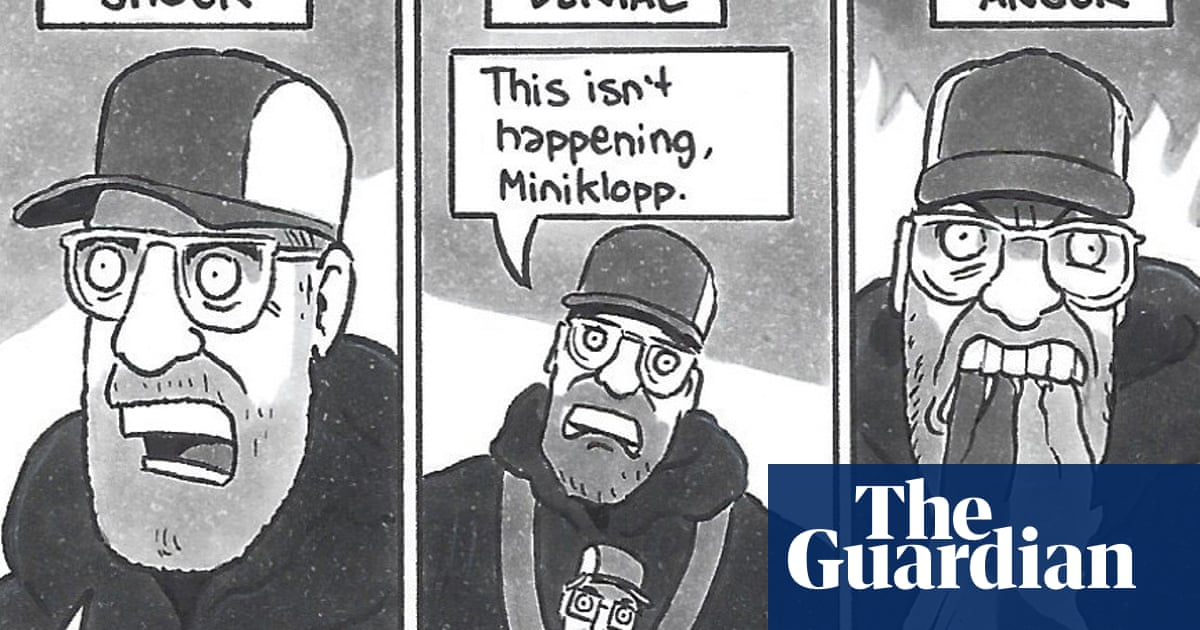 David Squires on … anarchy in the Premier League and extinct dinosaurs