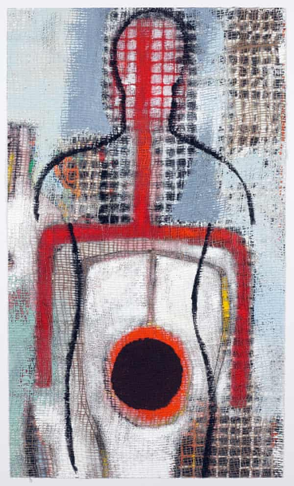 Elements of Renewal, 2004, by Michael Peckham