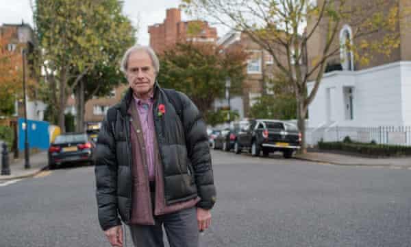 Paul Warricks near Kings Road