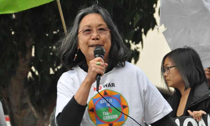 Pam Tau Lee, a retired community organizer from San Francisco.