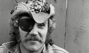 Ray Sawyer in 1975. He once tried to become a logger but soon gave it up: 'I decided then that music was for me,' he said. 'Anyway, I've always been too crazy for anything else.'