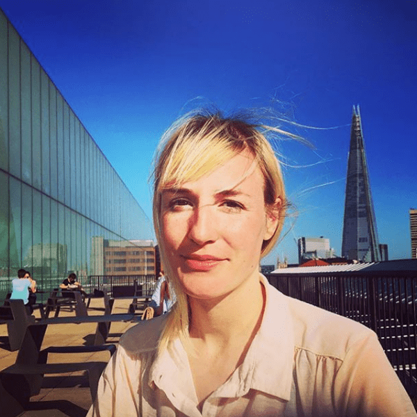 Hannah Jane Parkinson in London last year.