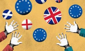 Nate Kitch's illustration on the EU referendum