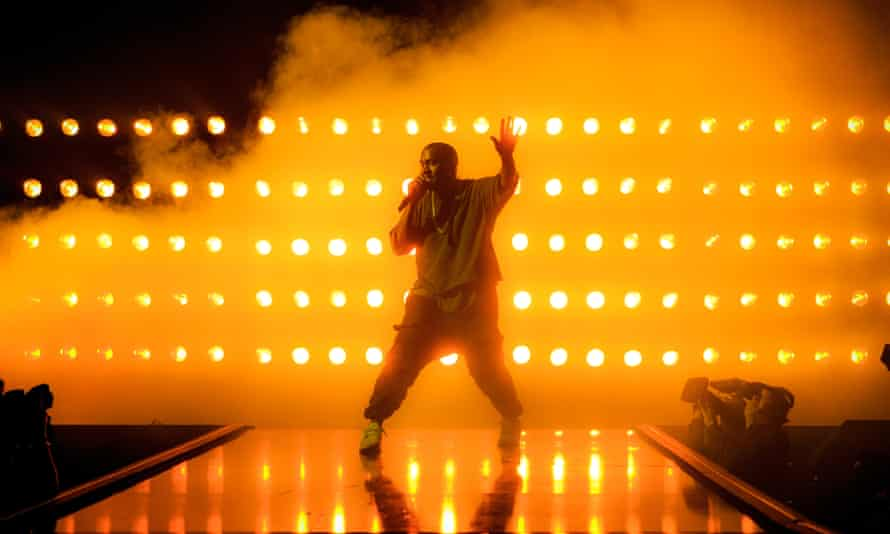 Kanye West has been taken to hospital in Los Angeles after police were called to his home.