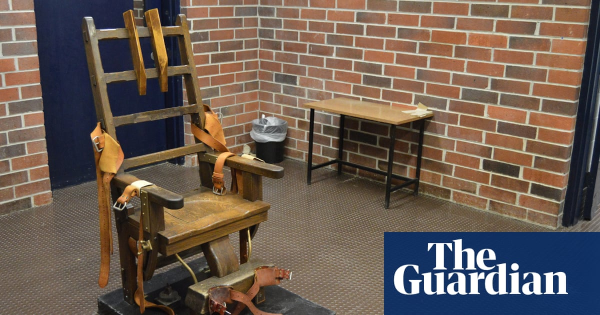 South Carolina lawmakers vote to allow execution by firing squad - the guardian