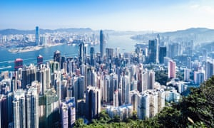 Hong Kong has been battling a huge wave of investment from mainland China in its residential property.