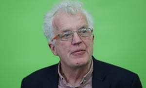 Defeated Labour Party candidate for Richmond Park Christian Wolmar.