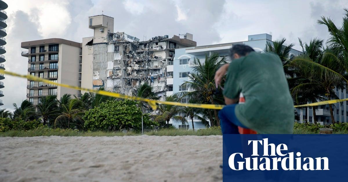 Engineer reportedly warned in 2018 of 'major damage' at Miami condo complex