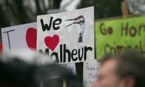 oregon militia protest portland