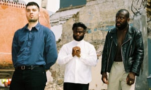 Young Fathers's White Men Are Black Men Too ranked at No 9 in our best albums of 2015.