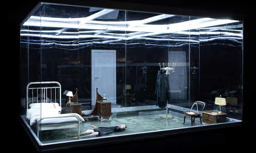 Ophelias Zimmer (Ophelia's Room) at the Schaubühne