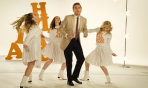 Leonardo DiCaprio in Quentin Tarantino's Once Upon a Time in Hollywood, which is screening at the Cannes film festival.