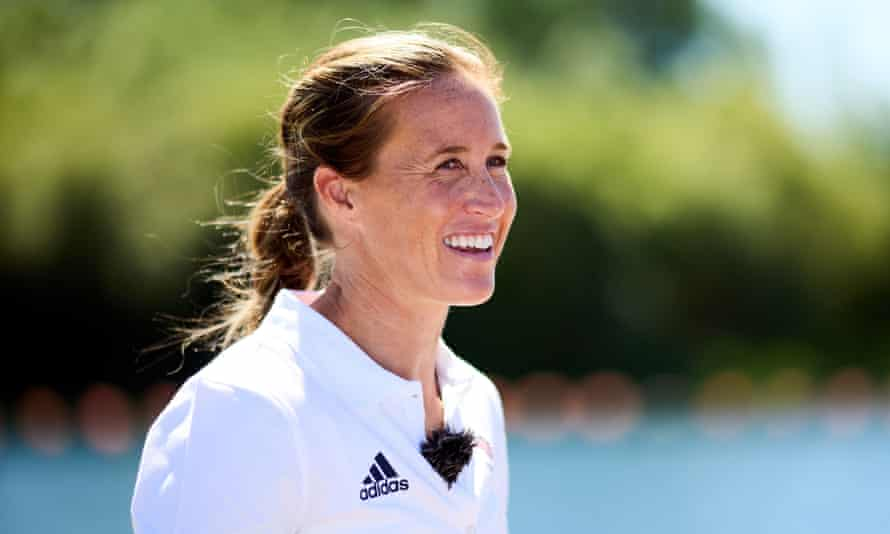Helen Glover is one of the 201 female athletes who will compete for Team GB in Tokyo.