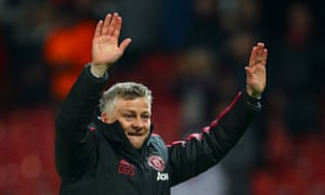 Ole Gunnar Solskjaer has been an instant hit back at Manchester United.