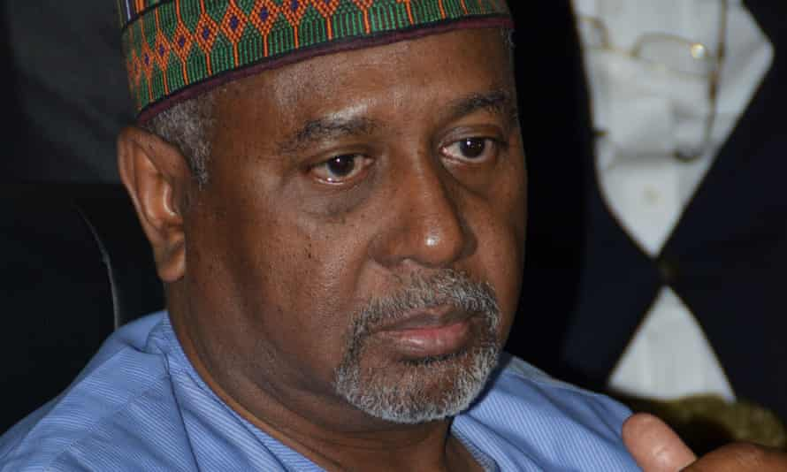 Sambo Dasuki, Nigeria's former national security adviser, has been quoted as saying he served the country with the best intentions.