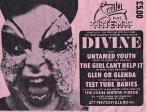 Divine Ticket, 1982