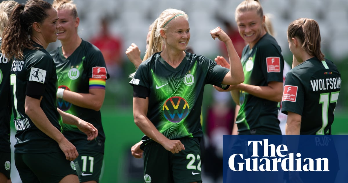 Wolfsburg thrash Cologne as Frauen Bundesliga bucks trend with restart