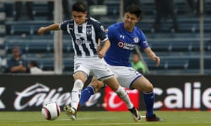 Jonathan Gonzalez, left, has excelled at  Monterrey.