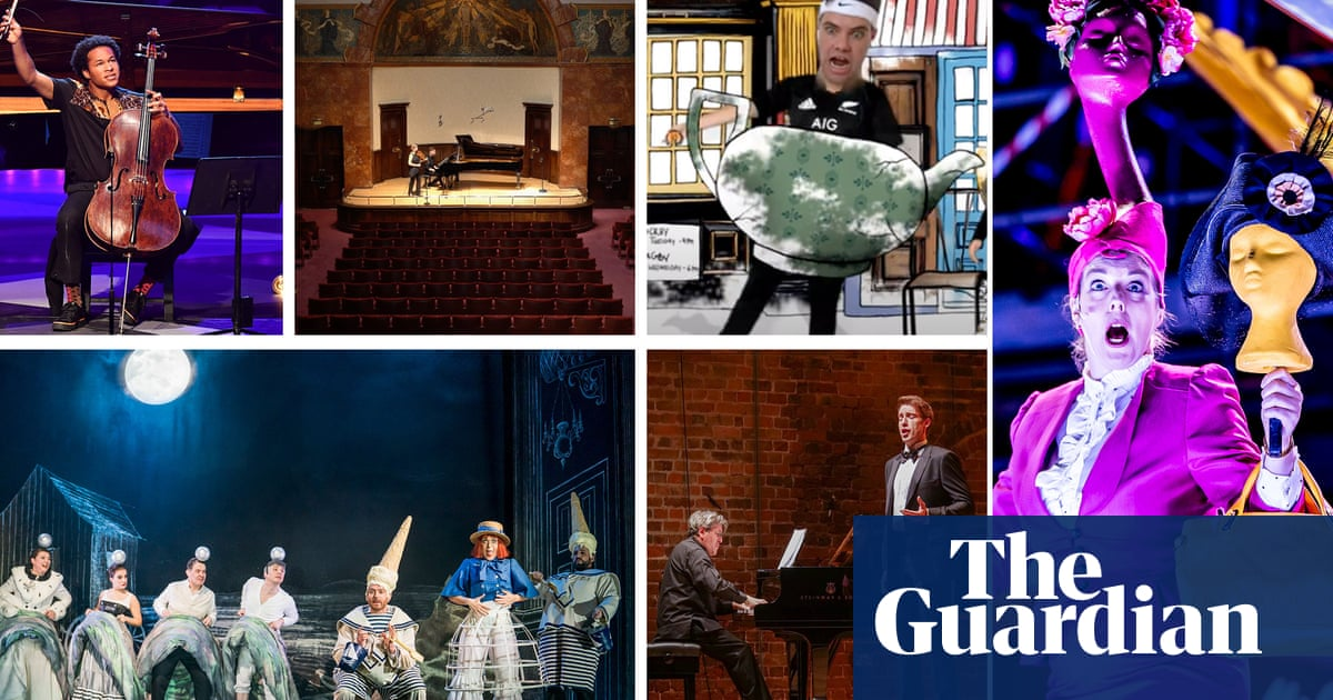 Let the music play: classical music and opera in 2020