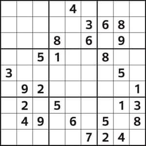 Observer sudoku 13.10