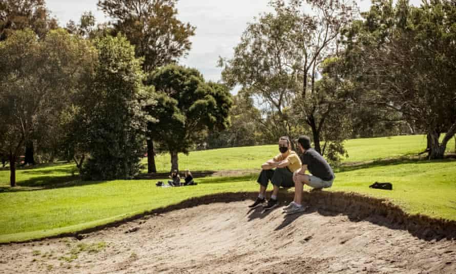 Northcote golf course