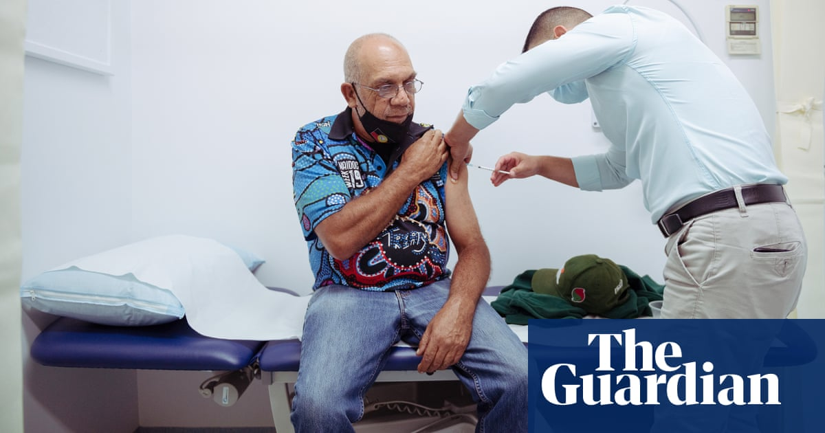 Gap between Indigenous Covid vaccination rates and overall population widens in almost every state
