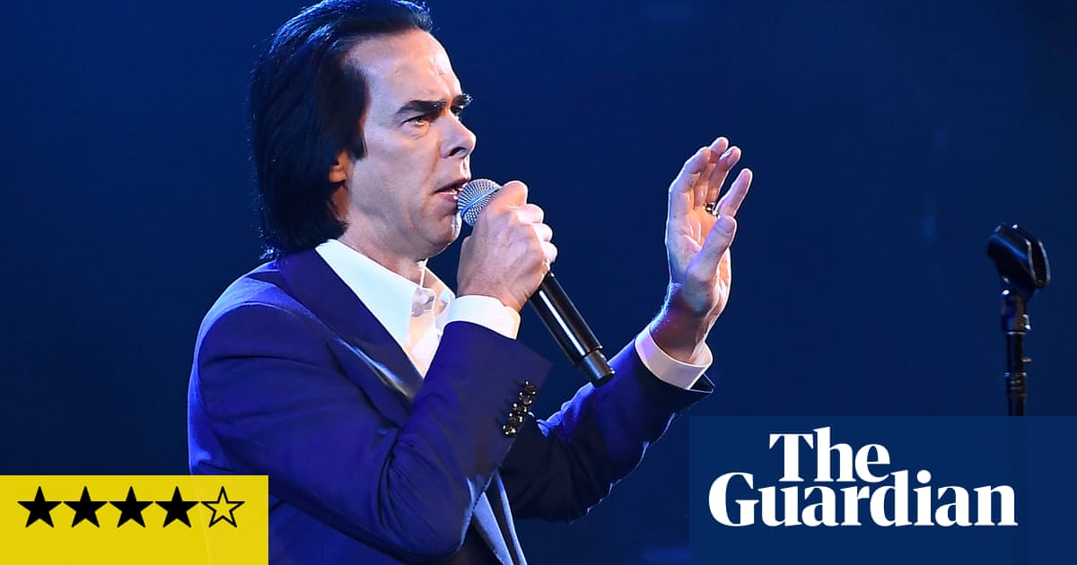 Nick Cave and Warren Ellis review – showman regains strut in his step