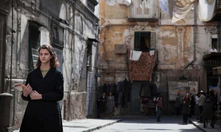 Margherita Mazzucco in My Brilliant Friend.