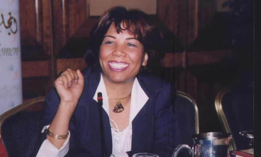 Azza Soliman founded the Centre for Egyptian Women's Legal Assistance.