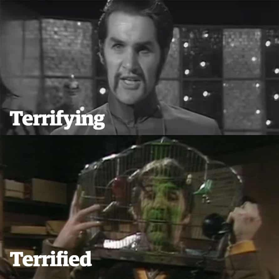 Edward Brayshaw in Doctor Who and in Rentaghost