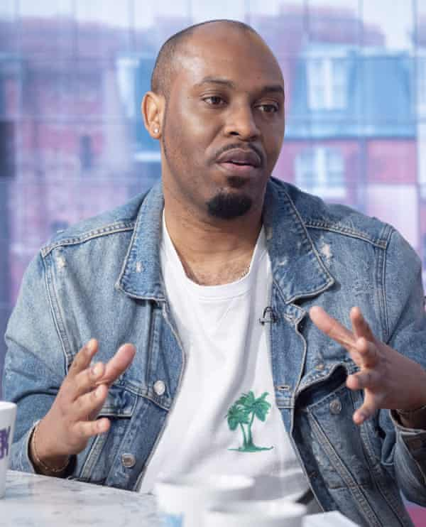 'Nepotism is in every industry' … Dane Baptiste.