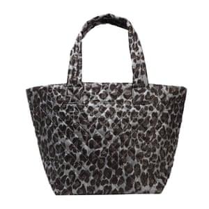 Leopard, £210 by MZ Wallace from net-a-porter.com