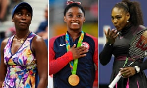 Venus Williams, Simon Biles and Serena Williams were among the athletes targeted by the Russian cyber espionage group.