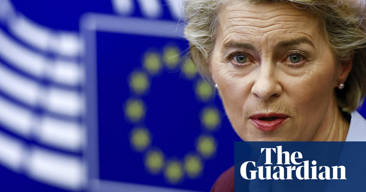 Brexit: Von der Leyen rejects Boris Johnson bid to renegotiate Irish protocol