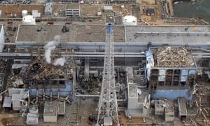 Fukushima plant