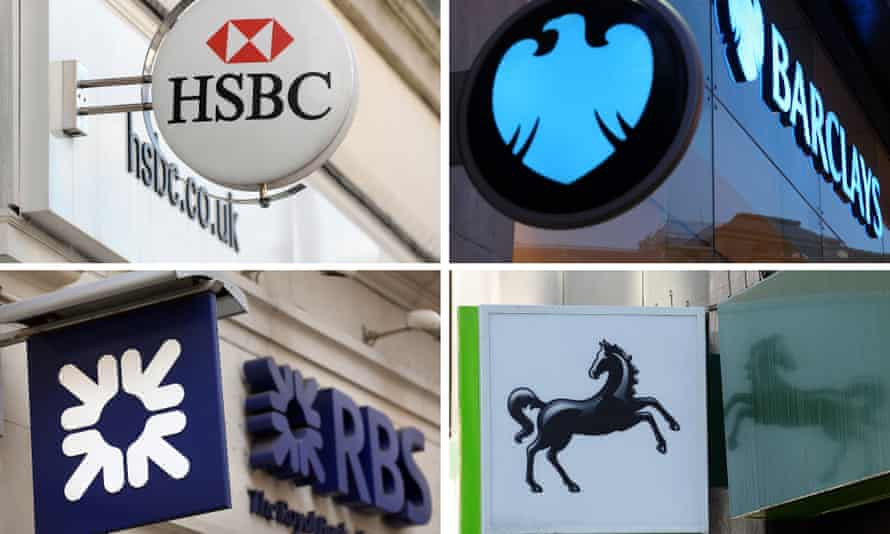 HSBC, Barclays, Lloyds and the Royal Bank of Scotland are among 17 banks facing questions over what they knew about the scheme.
