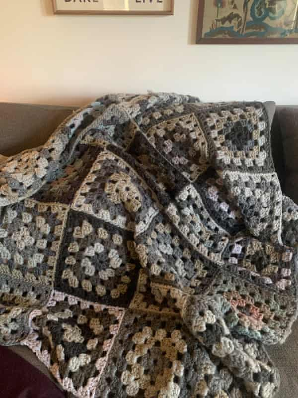 A Sharleen Spiteri blanket