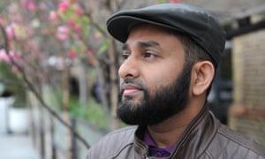 Sayem, 41, chef, London