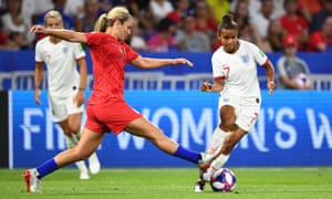 Nikita Parris was shifted into a central role and struggled to impose herself.